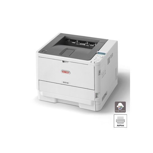 OKIDATA 62444801 - MB472W - MONO - MFP - MULTIFUNCTION - WIRELESS - WI-FI - LED - P