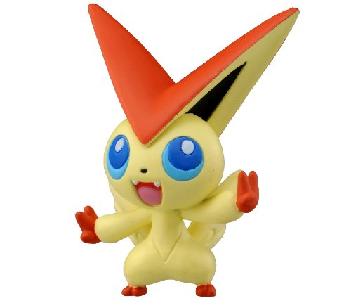 Takaratomy MC-044 Official Pokemon X and Y Victini Figure