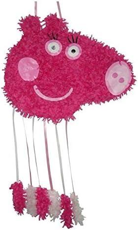 DISBACANAL Piñata Mediana Pepa Pig: Amazon.es: Juguetes y juegos