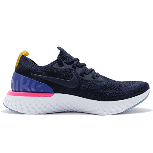 College Uomo Scarpe Navy Epic 400 Multicolore Running Nike College Flyknit React waf0xpg