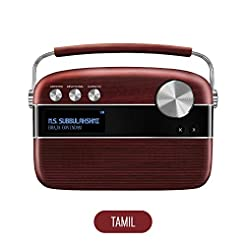 Saregama Carvaan Tamil Portable Digital ...
