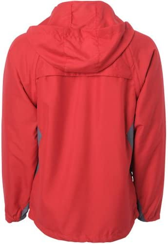 RAWLINGS Sporting Goods Mens Adult Jacket W Removable Sleeves /& Hood