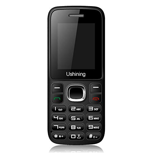 Ushining Unlocked GSM Feature Phone - Black by USHINING (Image #2)