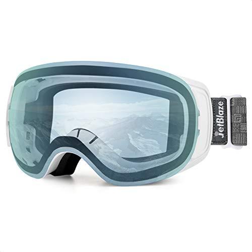JetBlaze Ski Goggles Magnet