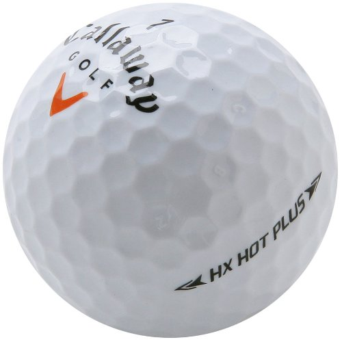 Callaway HX Hot Plus Recycled Golf Balls (Pack of 36)