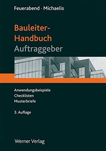 bauleiter-handbuch-auftraggeber-anwendungsbeispiele-checklisten-musterbriefe