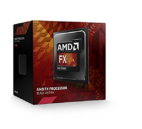 278 opinioni per AMD FX-6300 Box Processore AM3+, Argento