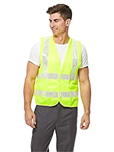 Empiral Flare High Visibility Reflective Safety Vest - Green
