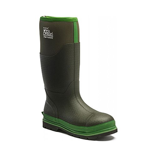Dickies Workwear Herren LANDMASTER PRO (SICHERHEITSSTIEFEL) FW9902 Green