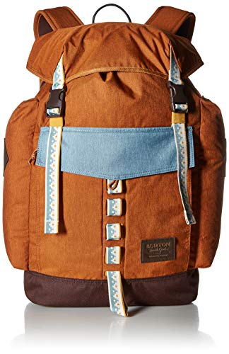 Burton Fathom Backpack, Caramel Cafe Heather