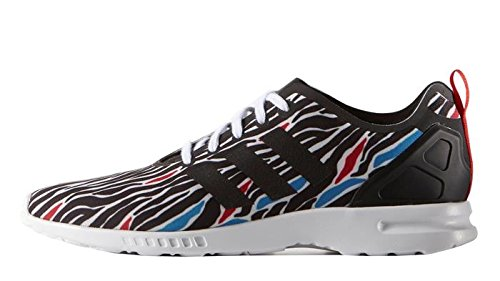 ea28153ef Adidas Originals ZX Flux Smooth Women s Trainers Ladies Shoes Sneakers  AQ5493 (7 ...