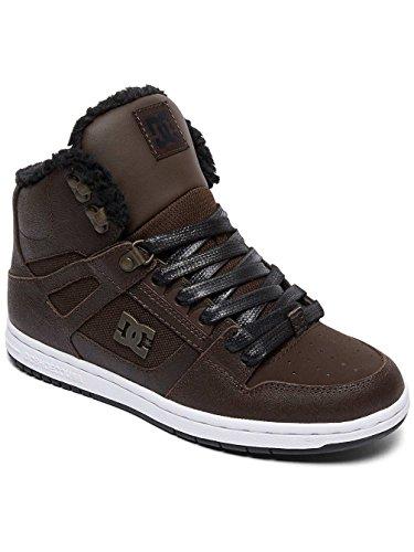DC Rebound Marrone Donna Sneaker WNT High Scuro Scarpe rP7rqwg
