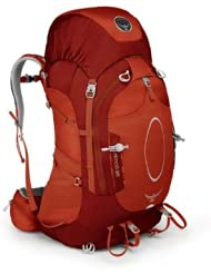 小鹰Osprey Packs Atmos 65 Backpack超大户外背包Oxide Red色$178.91