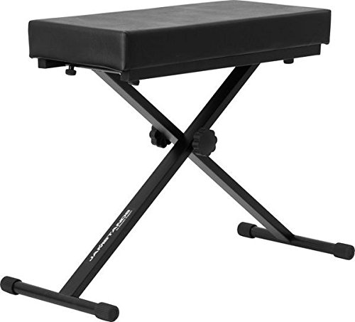 Ultimate Support JS-LB100 JamStands Series Large Keyboard Bench by Ultimate Support