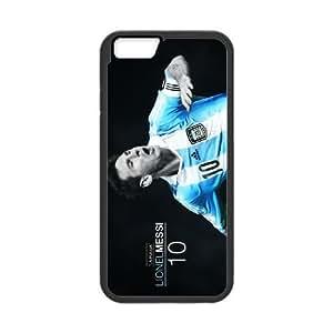 IPhone 6 Plus 5.5 Inch Phone Case for Lionel Messi pattern design