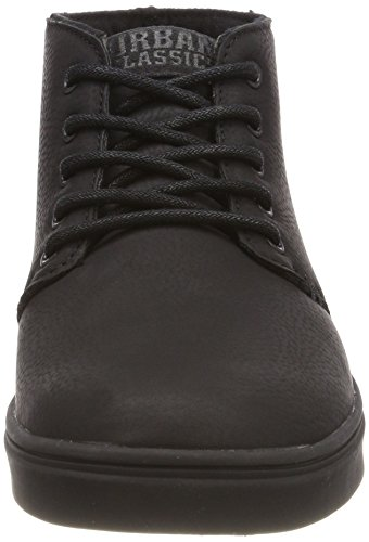 Mehrfarbig Hibi Black Black Classics Hombre Zapatillas para Mid Urban Shoe 50877