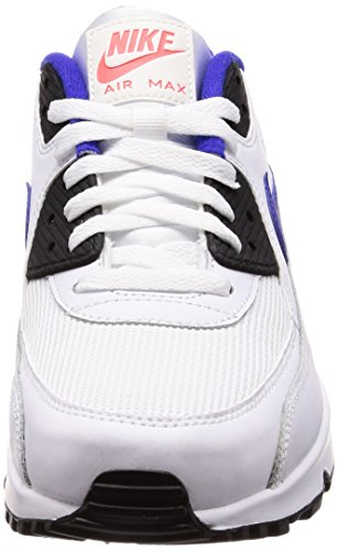 Essential 136 Air running 90 Max L homme Chaussures NIKE Re de B Multicolore Whiteultramarinesolar D qtx6dwHdB