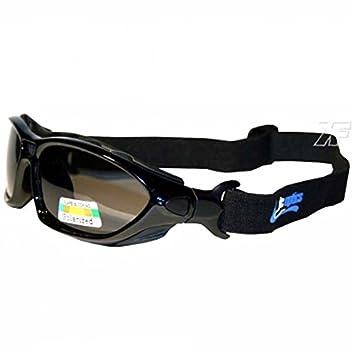 CONVERTER PREMIUM Sportbrille JC-Optics Sonnenbrille Polarisiert Black Pbt161
