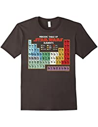 Periodic Table of Elements Graphic T-Shirt