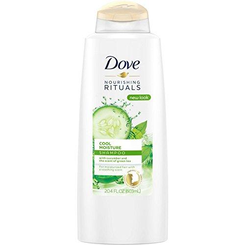 Dove Nourishing Rituals Shampoo, Cool Moisture, 20.4 oz
