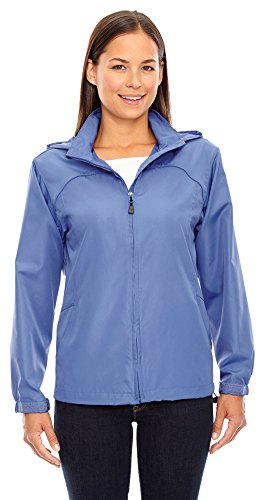 North End Ladies Techno Lite Jacket, Medium, DEEP PERIW 817