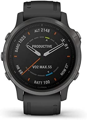 [해외]GARMIN (가 민) fenix 6S Sapphire Black DLC 음악 재생 기능 멀티 스포츠 형 GPS 시계 최대 9 일간 가동 【 일본 정규 품 】 / GARMIN Fenix 6S Sapphire Black DLC Music Playback Multisport GPS Watch up to 9 days [Japanese regular produc
