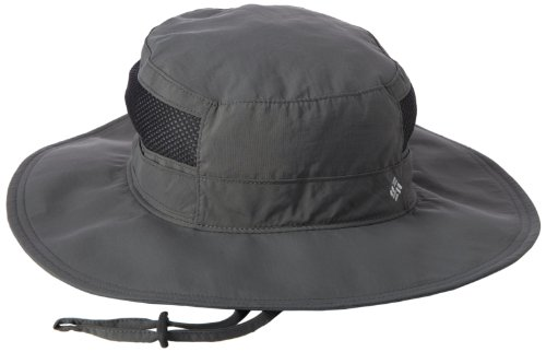 Columbia Men's Sun Hat made our list of camping safety tips for families who RV and tent camp