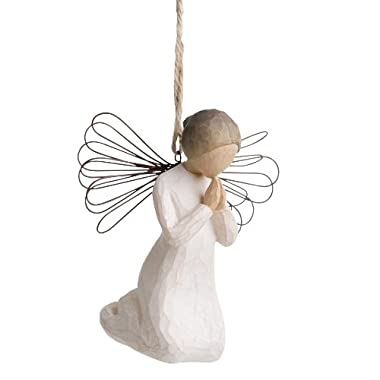 Willow Tree Angel of Prayer Ornament