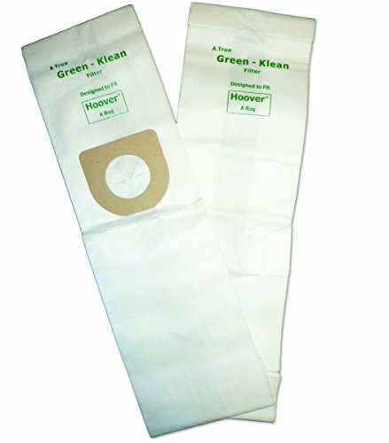 Green Klean GK-UZ964 Nilfisk Advance UZ964 Hip Vac Replacement Vacuum Bags - 10 per Case - Case of 20