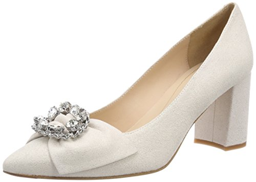 Shoes white Women''s Kibut Bone Wedding n nacar my Unisa Off wvZX0gqAA