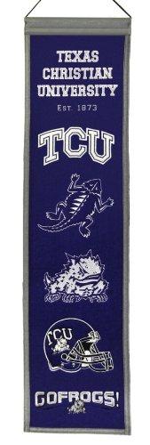 NCAA TCU Horned Frogs Heritage -