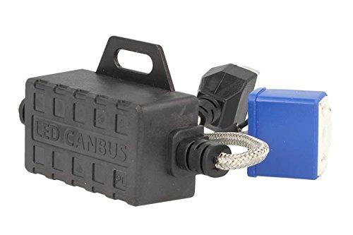 Filtro Resistenza Per Kit Led Headlight H4 Biluce Bi-Led Canbus No Errore CARALL