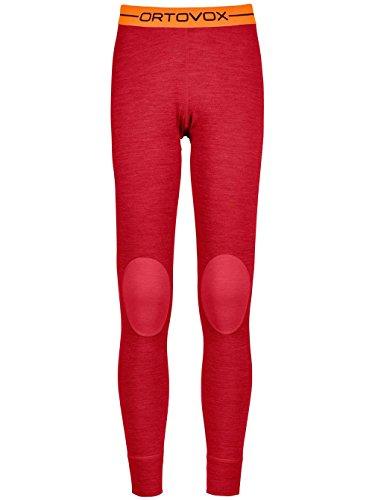 Ortovox Corallo Termico nbsp;rock Wool Coral 185 hot Blend W Pantaloni 'n' Donna rw8prxqYR