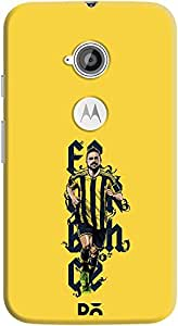 DailyObjects Diego Ribas Case For Motorola Moto E2