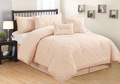 Linen Comforter Set / Bed-in-a-bag Queen Size Bedding