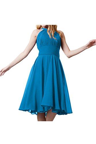 Topkleider 60 para Vestido trapecio mujer azul aa1xHB