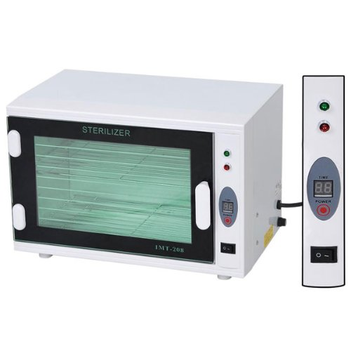 GC Global Direct Electric Cabinet and Sterilizer for Beauty Tools 8L UV