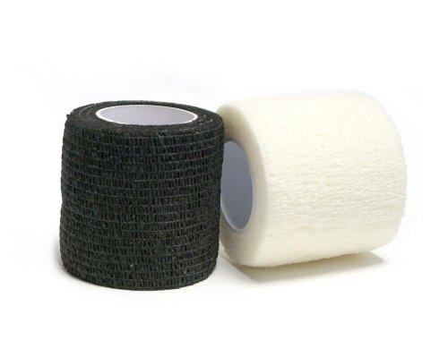 - Precision Goalkeepers Finger Tape - White