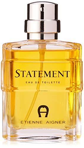 Etienne Aigner Statement Eau de Toilette Spray for Men, 4.2 Ounce
