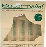 Salerm Vital Capillary Structural Vitalizer Ample 0.34oz x 5 (10ml x 5) by Salerm