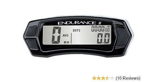 Trail Tech 202-111 Endurance II Digital Gauge Speedometer Kit