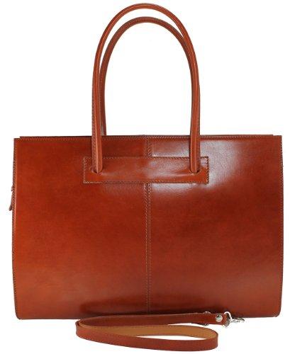 100 en Italie poignées Fabriqué véritable 40x30x12cm documents femmes de Sac MC avec Cuir pour professionnels cuir porte Ix6WAqv