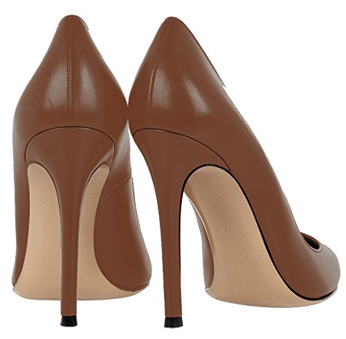 Guoar - Cerrado Mujer Marrón - marrón