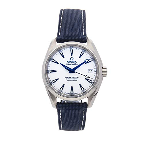 Omega Seamaster Mechanical (Automatic) White Dial Mens Watch 231.92.39.21.04.001 (Certified Pre-Owned)