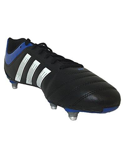 adidas R15TRX SG Botas de Rugby Noir/Bleu/Blanc