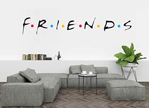 (Ottosdecal Comedy TV Show Logo - Quote - Wall Decal Vinyl Sticker for Home Interior Decoration (20