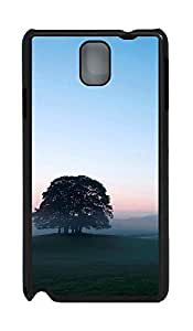 Samsung Note 3 Case landscapes nature tree 61 PC Custom Samsung Note 3 Case Cover Black