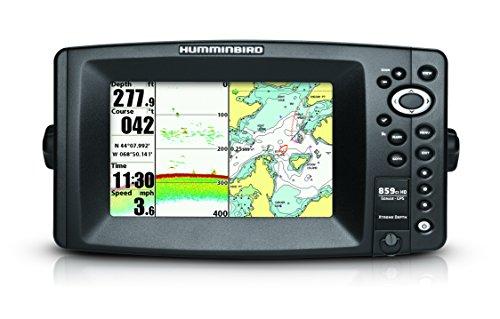 Humminbird 409130-1 800 859ci HD XD Combo Fish Finder with GPS and Sonar by Humminbird