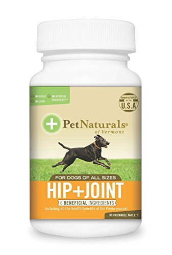 Hip + Joint Tablets for Dogs Size:180 Count