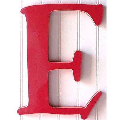 Arrivals The Letter E by New Arrivals